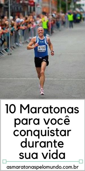 10 Maratonas